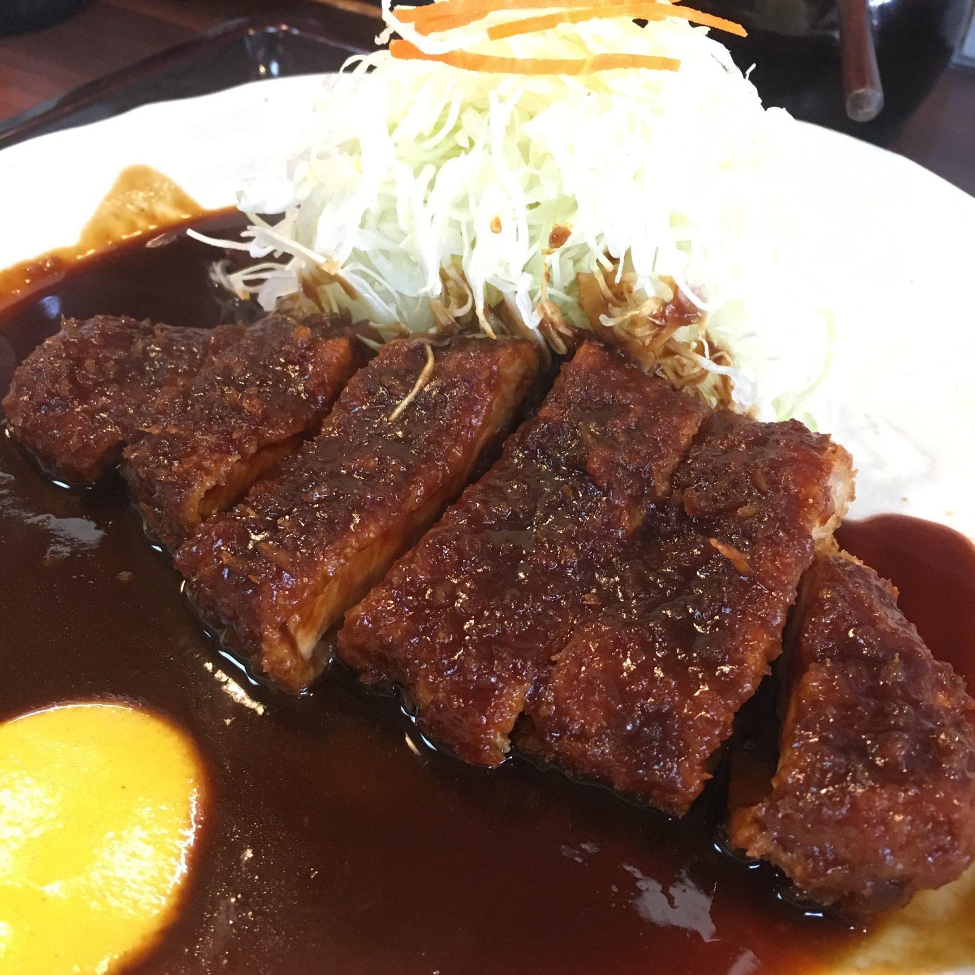 矢田かつ 味噌とんかつランチ